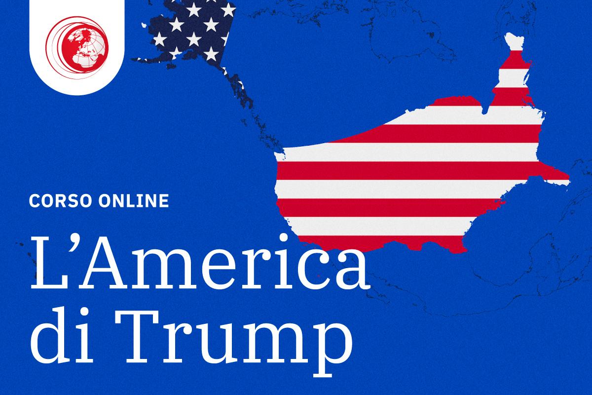 Corso online L'America di Trump