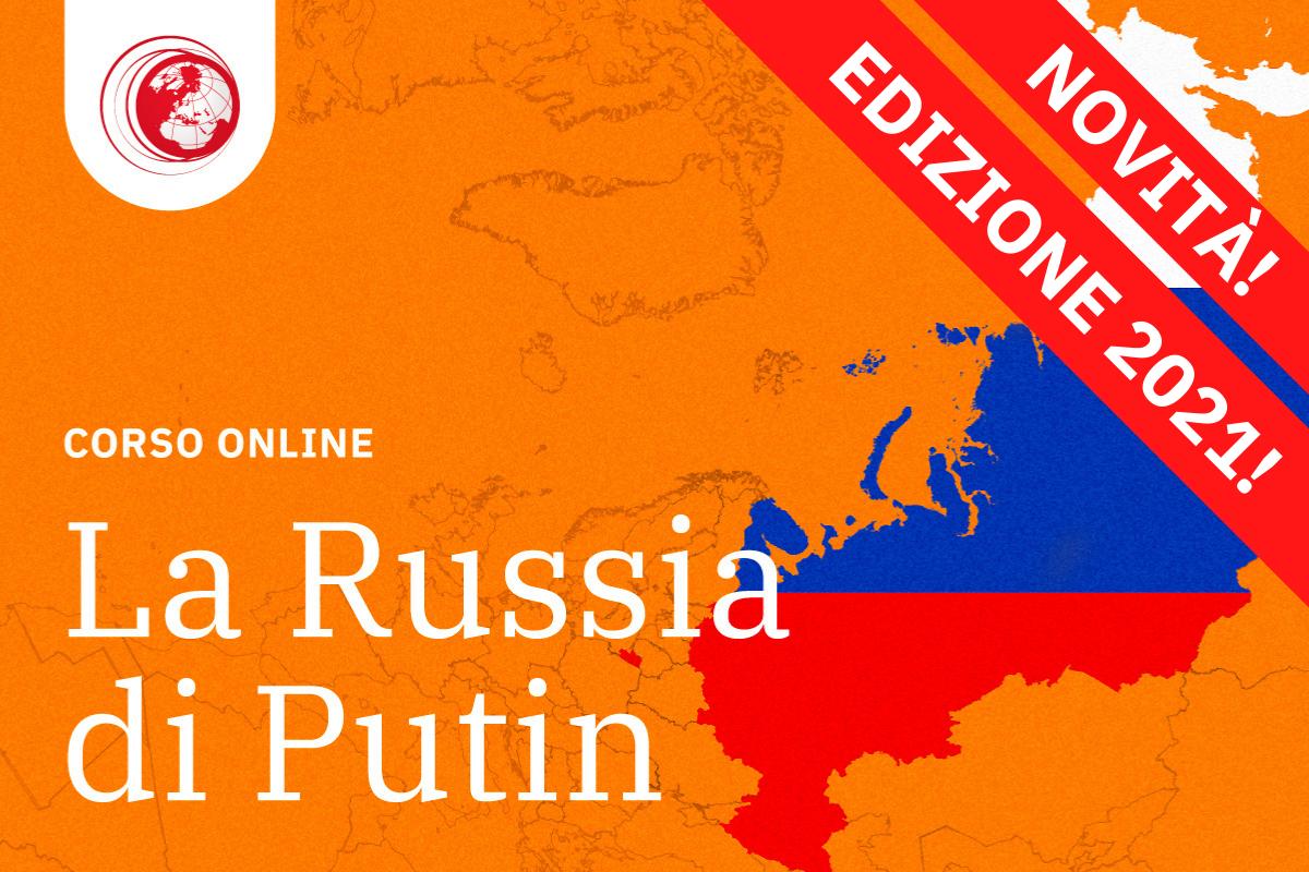 Corso online La russia di putin